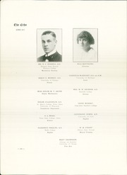 Page 14, 1917 Edition, Dubuque High School - Echo Yearbook (Dubuque, IA) online yearbook collection