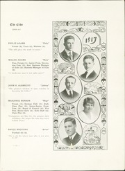 Page 17, 1917 Edition, Dubuque High School - Echo Yearbook (Dubuque, IA) online yearbook collection