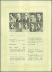 Page 16, 1928 Edition, Dubuque High School - Echo Yearbook (Dubuque, IA) online yearbook collection