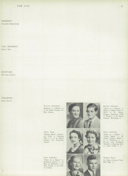 Page 15, 1936 Edition, Dubuque High School - Echo Yearbook (Dubuque, IA) online yearbook collection