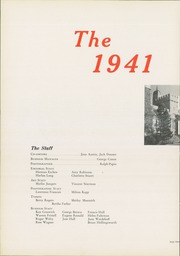 Page 6, 1941 Edition, Dubuque High School - Echo Yearbook (Dubuque, IA) online yearbook collection