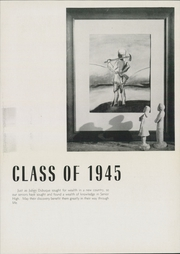 Page 17, 1945 Edition, Dubuque High School - Echo Yearbook (Dubuque, IA) online yearbook collection