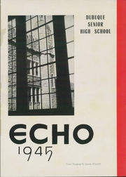 Page 5, 1945 Edition, Dubuque High School - Echo Yearbook (Dubuque, IA) online yearbook collection