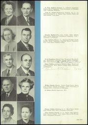 Page 15, 1949 Edition, Dubuque High School - Echo Yearbook (Dubuque, IA) online yearbook collection