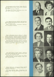 Page 16, 1949 Edition, Dubuque High School - Echo Yearbook (Dubuque, IA) online yearbook collection