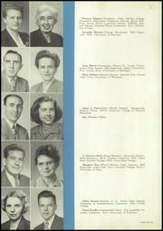 Page 17, 1949 Edition, Dubuque High School - Echo Yearbook (Dubuque, IA) online yearbook collection