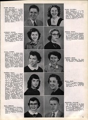 Page 15, 1952 Edition, Dubuque High School - Echo Yearbook (Dubuque, IA) online yearbook collection