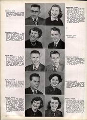 Page 16, 1952 Edition, Dubuque High School - Echo Yearbook (Dubuque, IA) online yearbook collection