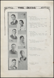 Page 16, 1918 Edition, East High School - Quill Yearbook (Des Moines, IA) online yearbook collection