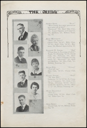Page 17, 1918 Edition, East High School - Quill Yearbook (Des Moines, IA) online yearbook collection