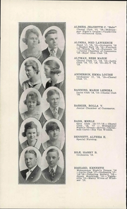 Page 14, 1919 Edition, East High School - Quill Yearbook (Des Moines, IA) online yearbook collection