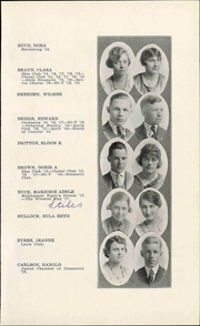 Page 15, 1919 Edition, East High School - Quill Yearbook (Des Moines, IA) online yearbook collection