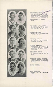 Page 16, 1919 Edition, East High School - Quill Yearbook (Des Moines, IA) online yearbook collection