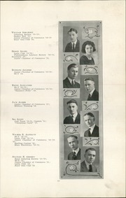 Page 15, 1921 Edition, East High School - Quill Yearbook (Des Moines, IA) online yearbook collection