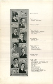 Page 16, 1921 Edition, East High School - Quill Yearbook (Des Moines, IA) online yearbook collection
