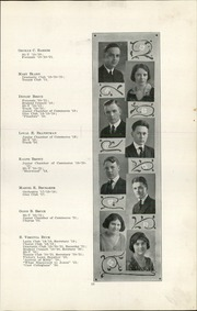 Page 17, 1921 Edition, East High School - Quill Yearbook (Des Moines, IA) online yearbook collection