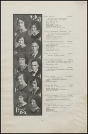 Page 12, 1923 Edition, East High School - Quill Yearbook (Des Moines, IA) online yearbook collection