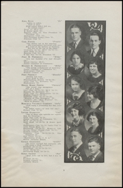 Page 13, 1923 Edition, East High School - Quill Yearbook (Des Moines, IA) online yearbook collection