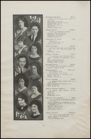 Page 14, 1923 Edition, East High School - Quill Yearbook (Des Moines, IA) online yearbook collection