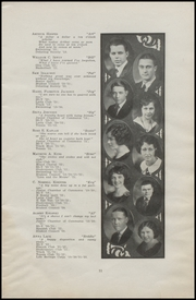 Page 15, 1923 Edition, East High School - Quill Yearbook (Des Moines, IA) online yearbook collection