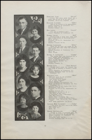 Page 16, 1923 Edition, East High School - Quill Yearbook (Des Moines, IA) online yearbook collection