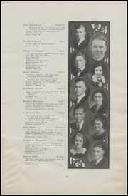 Page 17, 1923 Edition, East High School - Quill Yearbook (Des Moines, IA) online yearbook collection