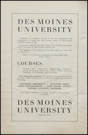 Page 6, 1923 Edition, East High School - Quill Yearbook (Des Moines, IA) online yearbook collection