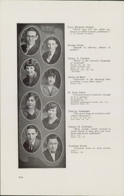 Page 14, 1926 Edition, East High School - Quill Yearbook (Des Moines, IA) online yearbook collection