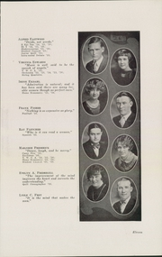 Page 15, 1926 Edition, East High School - Quill Yearbook (Des Moines, IA) online yearbook collection