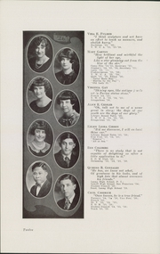 Page 16, 1926 Edition, East High School - Quill Yearbook (Des Moines, IA) online yearbook collection