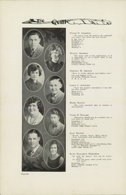 Page 10, 1928 Edition, East High School - Quill Yearbook (Des Moines, IA) online yearbook collection