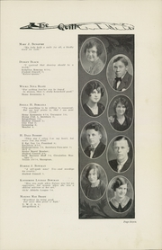 Page 11, 1928 Edition, East High School - Quill Yearbook (Des Moines, IA) online yearbook collection