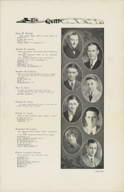 Page 13, 1928 Edition, East High School - Quill Yearbook (Des Moines, IA) online yearbook collection