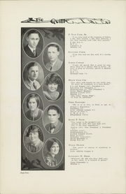 Page 14, 1928 Edition, East High School - Quill Yearbook (Des Moines, IA) online yearbook collection