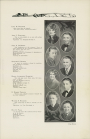 Page 15, 1928 Edition, East High School - Quill Yearbook (Des Moines, IA) online yearbook collection