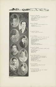 Page 16, 1928 Edition, East High School - Quill Yearbook (Des Moines, IA) online yearbook collection