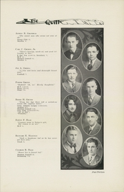 Page 17, 1928 Edition, East High School - Quill Yearbook (Des Moines, IA) online yearbook collection