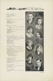 Page 9, 1928 Edition, East High School - Quill Yearbook (Des Moines, IA) online yearbook collection