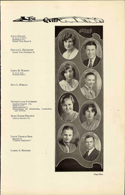 Page 13, 1929 Edition, East High School - Quill Yearbook (Des Moines, IA) online yearbook collection