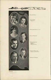 Page 14, 1929 Edition, East High School - Quill Yearbook (Des Moines, IA) online yearbook collection