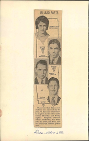 Page 6, 1929 Edition, East High School - Quill Yearbook (Des Moines, IA) online yearbook collection