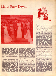 Page 11, 1940 Edition, East High School - Quill Yearbook (Des Moines, IA) online yearbook collection