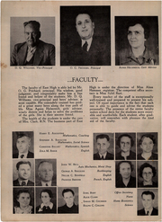 Page 14, 1940 Edition, East High School - Quill Yearbook (Des Moines, IA) online yearbook collection