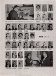 Page 8, 1961 Edition, East High School - Quill Yearbook (Des Moines, IA) online yearbook collection