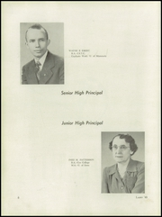 Page 12, 1949 Edition, Clarion High School - Lasso Yearbook (Clarion, IA) online yearbook collection