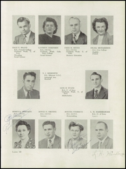 Page 13, 1949 Edition, Clarion High School - Lasso Yearbook (Clarion, IA) online yearbook collection