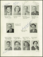 Page 14, 1949 Edition, Clarion High School - Lasso Yearbook (Clarion, IA) online yearbook collection