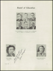 Page 9, 1949 Edition, Clarion High School - Lasso Yearbook (Clarion, IA) online yearbook collection