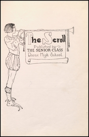 Page 9, 1914 Edition, Boone High School - Scroll Yearbook (Boone, IA) online yearbook collection