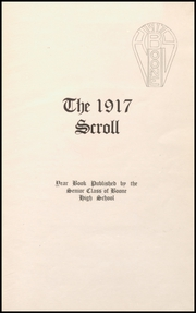 Page 9, 1917 Edition, Boone High School - Scroll Yearbook (Boone, IA) online yearbook collection